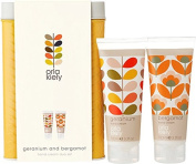 Orla Kiely Geranium/Bergamot Hand Cream 100ml Gift Set
