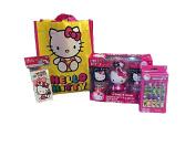 Hello Kitty Bath and Beauty Gift Set with Mini Tote Bag