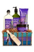 Bath & Body Works Aromatherapy Spa Gift Set Eucalyptus Tea