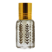 Silver Musk Attar concentrated Perfume Oil -6ml