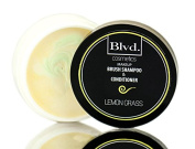 Blvd. Cosmetics Make-up Brush Shampoo & Conditioner - Lemon Grass / 60ml