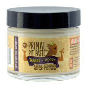 Primal Pit Paste Natural Deodorant, Aluminium Free, Paraben Free, No Added Fragrances, Royal & Rogue