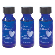 Pure Instinct 3 Pack - Pheromone Infused Perfume/cologne