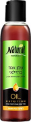 Natural Formula Hair Oil - Brazilian Almond Nut Oil for Coloured & Damaged Hair 150ml