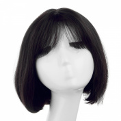 CASSICAT® Short Straight BOB Sexy Stylish Heat Resistant Synthetic Hair Wig