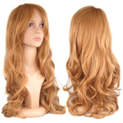 World Pride® 70cm Fashion Ladies Long Wavy Curly Fancy Wigs