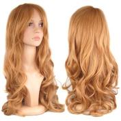 World Pride® 70cm Fashion Ladies Long Wavy Curly Fancy Wigs