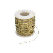 BRASS WIRE ROUND 24 GAUGE SOFT 0.5kg SPOOL 250m jewellery FINDINGS METAL DESIGN