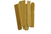 Perfect Stix 15cm Wooden Paint Paddle Stirrer Sticks Length (Pack of 100) by Perfect Stix