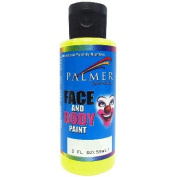 Face & Body Paint 60ml-Yellow