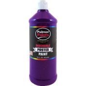 Washable Poster Paint 470ml-Purple