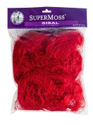 SuperMoss (29965) Sisal, Christmas Red, 60ml by Supermoss