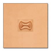 X2862 Basketweave Craftool Pro Stamp Tandy Leather 82862