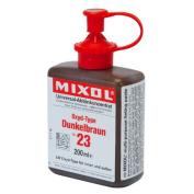 Mixol Universal Tints, Oxide Dark Brown, #23, 200ml