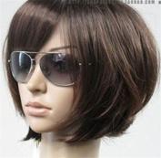 THZ Women's Short Heat Resistant Wigs