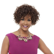 Vivica A Fox HH-Whitney Premium Human Hair Pure Stretch Cap Wig, 4, 320ml