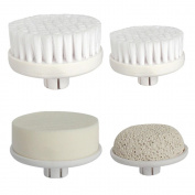 Meigo Body and Face Cleansing System Replacement Brush Heads