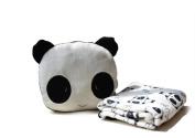 SFamily Cute Plush Pillow Cushion Air Conditioning Blankets