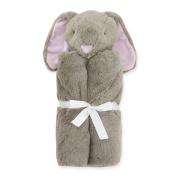 La moriposa Cartoon Design Baby Blankets- Grey Rabbit