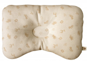 Organic Cotton Baby Protective Pillow.Sleeping Pillow.From Newborn Prevent from flat head.Machine washable (Basic Protective