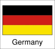 Hawk mark national flag seal Germany (Germany) [96 pieces into one book] 22-2502