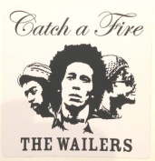 Such as in music sticker Wailers Bob Marley waterproof paper seal - Musical Instruments tablet PC