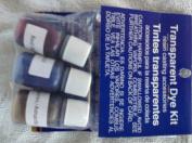 Resin Casting Transparent Dye Kit