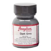 Angelus Leather Paint 30ml Dark Grey