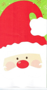 Christmas Santa Gift/Favour Sacks - Pkg of 12