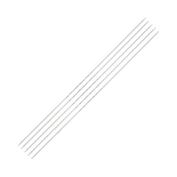 Addi 3 mm 40 cm 5 Pieces Aluminium Double Pointed Needles - 201-7/40/3