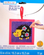 Porcupine Stitch Art Kit
