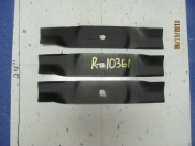 Rotary 10361, 3-usa Blades, Cub Cadet 1005336 02005017, Sunbelt B1cc1406 by ROTARY