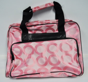 Pink Sewing Machine Tote