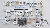 Bernina Jumbo Set for Models ## 530 - 1630 Old Style Sewing Machines 9.4m + Bonus 2 More