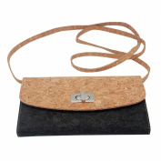 Boshiho® Women Cork Handbag Wallet - Small Cross Body Wallet Christmas Gift Purse