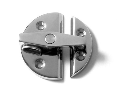 Boat Latch Catch Turn Button Door Cabinet Large 5 1cm