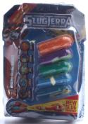 Slugterra Slug Ammo 5 Pack with Online Codes Battle Set Bundle - 2 Pack