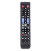 New Replacement Remote Control AA59-00638A for Samsung AA59-00637A Smart 3D LCD LED HDTV TV