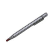 Pen-Like Glass Scriber with carbide head and steel handle For Glass Etching