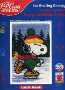 Ice Skating Snoopy