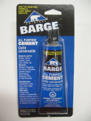 (Ship from USA) Barge All Purpose Cement- New Formula- Leather Glue 60ml Tube. GWE849F EP-21RT15119