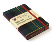 Malcolm: Waverley Genuine Tartan Cloth Commonplace Notebook