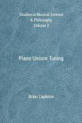 Piano Unison Tuning
