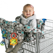 Kiddlets Grocery Shopping Cart Cover For Babies