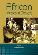 African Musics in Context. Institutions, Culture, Identity