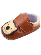 YICHUN Baby Shoes Leisure Shoes Small Bear Prewalker Party Shoes Crib Soft Shoes