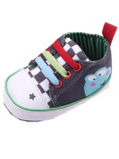 YICHUN Baby Shoes Prewalker Shoes Leisure Shoes Crib Soft Shoes Sneaker Frog Printed