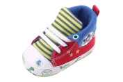JTC(TM) Baby Toddler Girl Boy Cartoon Pattern First Walking Shoes Sneakers