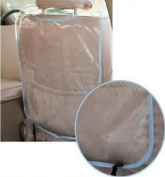 Ularmo Childern Car Seat Protectors Baby Kick Mat Mud Clean