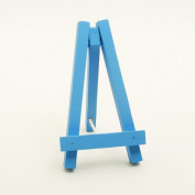 MINI EASEL PLACE MARKER-BLUE